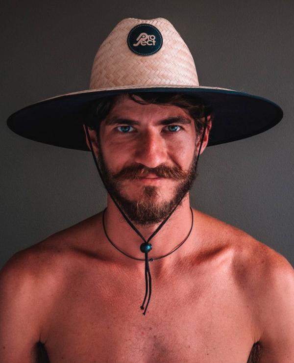 11d71ced35437 Chapéu de Palha Classic - Proteja-se do Sol Com Estilo - Project Sports -