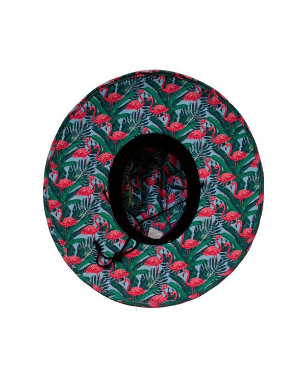 Chapéu de Palha Flamingo - Proteja-se do Sol Com Estilo - Project ... 75f8a8b9c49