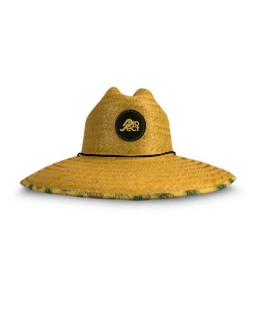 Chapéu de Palha Pineapple