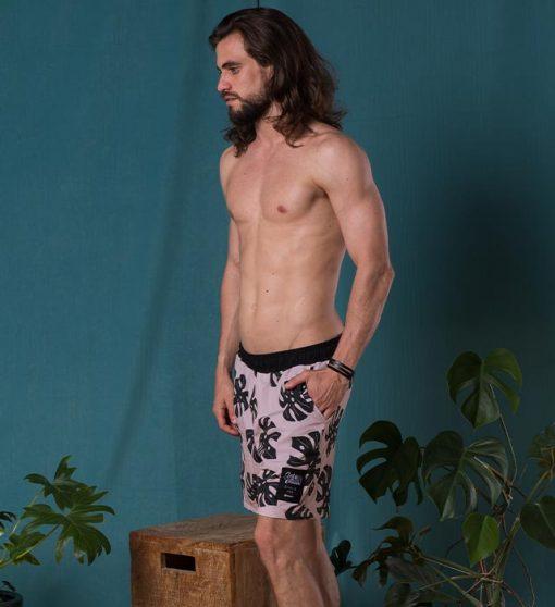 Bermuda Foliage Summer Shorts